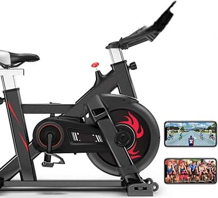YourBooy Bicicleta estática para Interiores, Eventos de Video y ...