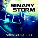 Binary Storm: Liege Killer Audiobook by Christopher Hinz Narrated by Todd Boyce