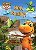 img - for Dinosaur Train: Hey, Buddy! (Super Coloring Book) by Mona Miller (2010-08-10) book / textbook / text book