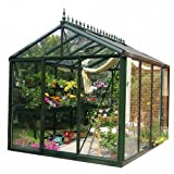 Exaco VI23 Royal Victorian VI23 80 Square Foot Greenhouse