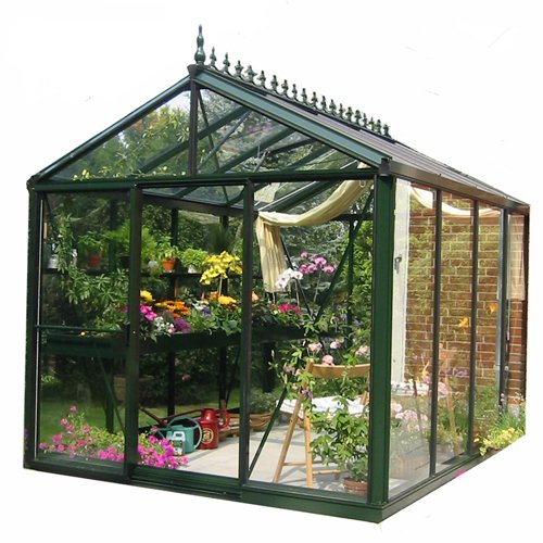 Royal Victorian 80 Square Foot Greenhouse