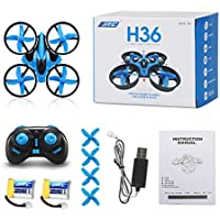 RC Drone, Bangcool Control Drone 2.4Ghz 6 Axis Gyro Headless One Key Return Mini RC Quadcopter