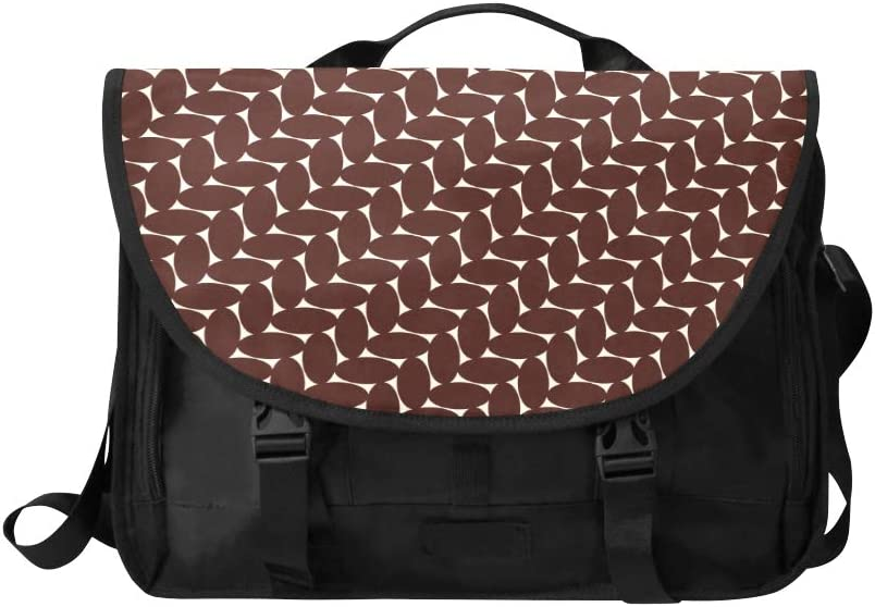 Woman Designer Bag A Neat Ellipse Multi-Functional Briefcase Laptop Case Fit for 15 Inch Computer Notebook MacBook