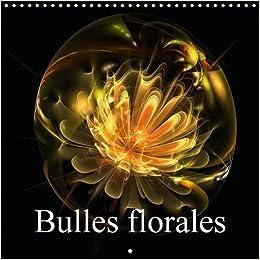 Book Bulles Florales 2017: Magie du Calcul Fractal (Calvendo Science)