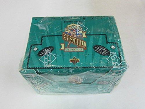 1993 Upper Deck Baseball Series 1 Jumbo Box (Retail)