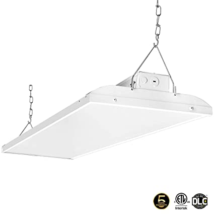 Amazon Com Linear Led High Bay Light 4ft Led Shop Light Fixture