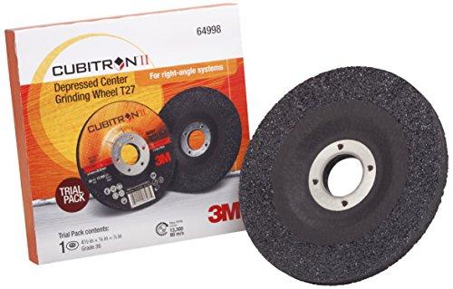 3M Cubitron II Depressed Center Grinding Wheel T27