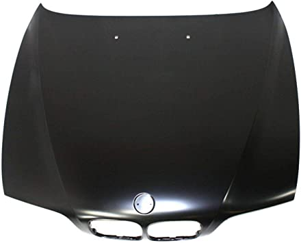 Front BUMPER COVER Primed for 2001-2003 BMW 525i 2001-2003 BMW 530i 2001-2003 BMW 540i