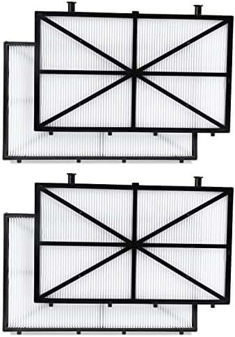ghdonat.com m500 Nautilus CC Plus 4-Pack Ultra-Fine Filter ...