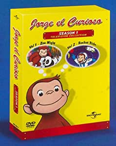 Pack Jorge el curioso (1ª temporada) [DVD]