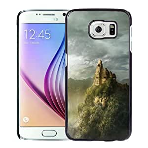 New Fashionable Designed For Samsung Galaxy S6 Phone Case With Mountain Kingdom Phone Case Cover