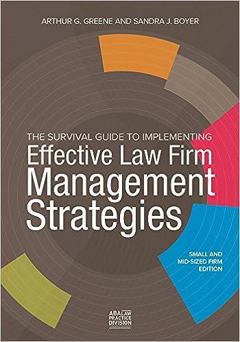 Last ned gratis pdf-bøker på nettetThe Survival Guide to Implementing Effective Law Firm Management Strategies PDF DJVU 1634250605