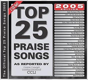 Top 25 Praise Songs 2005 [2 CD] by Maranatha! Praise Band (2004-08-31)
