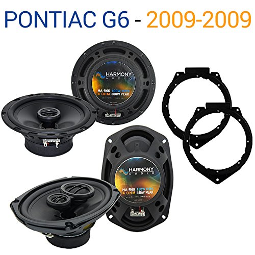 pontiac-g6-2009-2009-factory-speaker-replacement-harmony-r65-r69-package-new