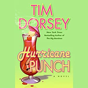 Hurricane Punch Hörbuch