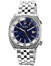 Bulova Men's Accutron Ii 96B209 Silver Stainless-Steel Quartz Watch