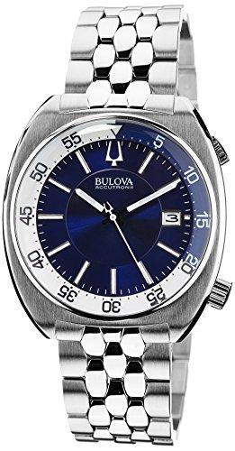 Accutron Womens Watch (Bulova Unisex Unisex Accutron II - 96B209 Stainless Steel Watch)