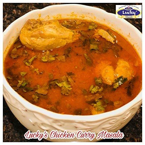 Lucky Masale Arroz y el paquete combinado de curry (pulao, Masala biryani, biryani Masala de pollo, masala de carne, pollo masala): Amazon.es: Alimentación ...