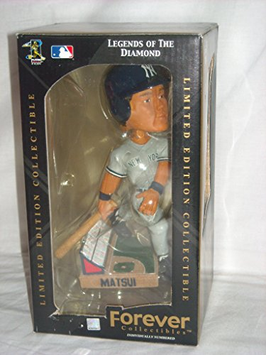 Hideki Matsui 2003 Forever Collectibles Ltd. Ed. Action Bobble Head