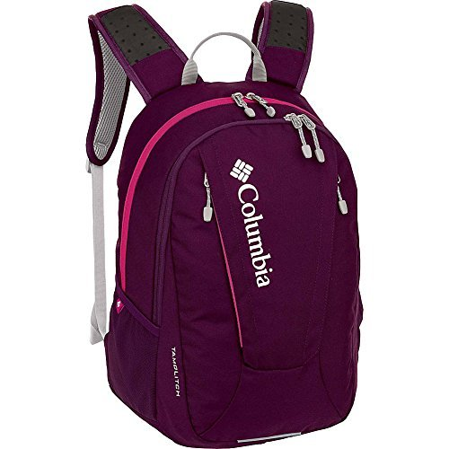 Price comparison product image Columbia Tamolitch Daypack Unisex, Dark Raspberry