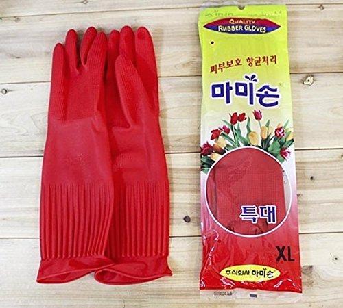 xl dishwashing gloves - 8