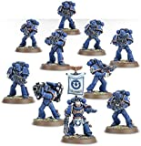 Warhammer 40,000 (40K) Space Marine Tactical Squad 2013 release by Games Workshop