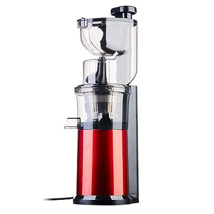 Exprimidores eléctricos Exprimidor Doméstico Máquina De Jugo Multifunción Exprimidor De Frutas De Gran Calibre Máquina Automática