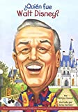 img - for Quien Fue Walt Disney? (Who Was Walt Disney?) (Turtleback School & Library Binding Edition) (Spanish Edition) by Whitney Stewart (2012-08-16) book / textbook / text book