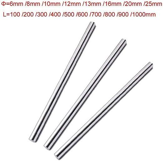 1 barra lineal de 6 mm 8 mm 6 x 100 6 x 200 8 x 200 8 x 200 mm ...