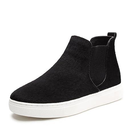 Zapatos MS Lok Fu/Moda botines/Fija los pies zapatos/Zapatos casuales de