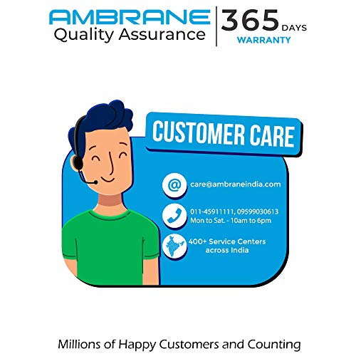 Ambrane AAC-11 Smart Flat Charge & Sync Cable