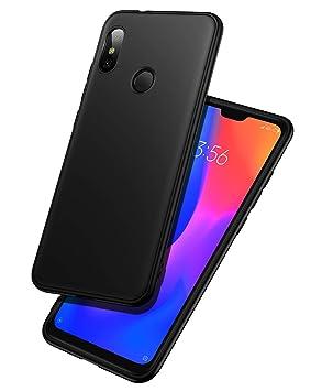 LAYJOY Funda Xiaomi Mi A2 Lite, Carcasa Ligera Silicona Suave TPU Gel Bumper Case de Protectora Antideslizante, Anti-Golpes Cover Caso para Xiaomi Mi ...
