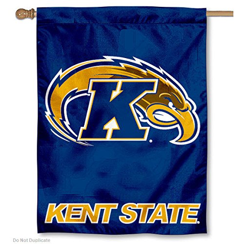 Kent State University Golden Flashes House Flag