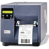 Honeywell I-4310E Mark II Direct Thermal-Thermal Transfer Printer (300 dpi, 10 ips, Serial, Parallel, USB, Auto Detect,