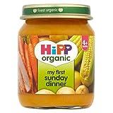 Hipp Organic My First Sunday Dinner 4+ Months 125G - Pack of 2
