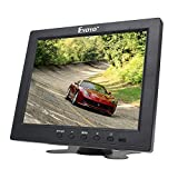 Eyoyo S801H HD 8'' TFT LCD Monitor 1024768 VGA BNC Video Audio HDMI Input For PC/CCTV/Camera (US STOCK)