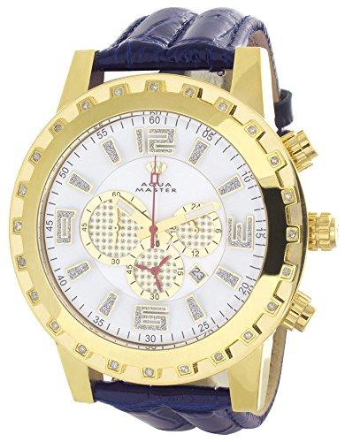 aqua master chronograph - 4