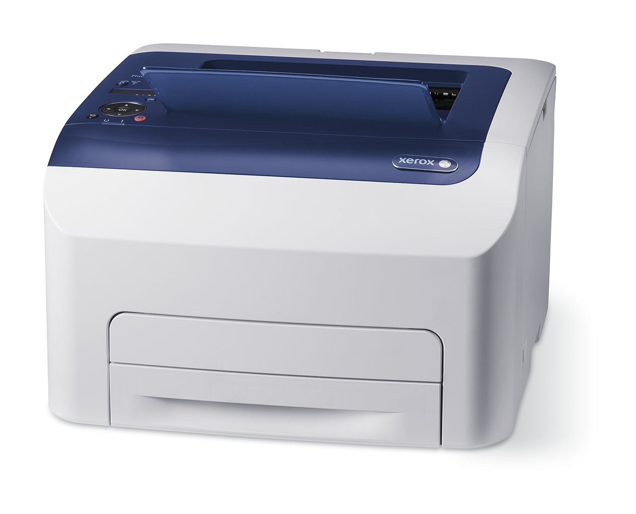 Xerox Phaser Color Laser Printer. I use this laser printer for printing color laser images or if I'm too lazy to walk upstairs for my black and white printer!