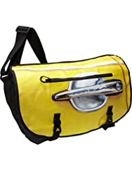 Slappa Transit Messenger Bag-Taxi Door for 17-Inch Laptops (SL-MSG-04)