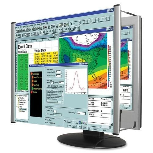 Kantek Magnifier for 21.5in and 22in Widescreen Monitors - Acrylic Lens