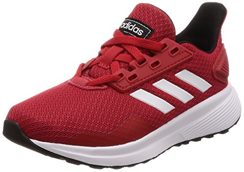 adidas Kids Shoes Essential Duramo 9 Training Girls Boys Running Trainers (EU 33.5 - UK 1.5 - US - Boys Trainers Running
