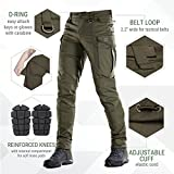 Conquistador Flex - Tactical Pants Men - with Cargo