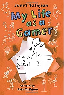 My Life as a Gamer book cover