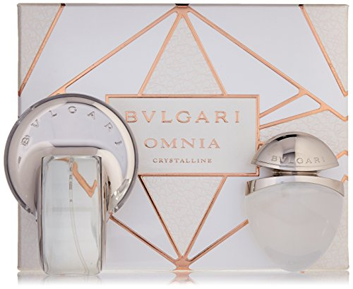 Bvlgari Omnia Crystalline 2 Piece Fragrance Gift Set for - Bvlgari 2