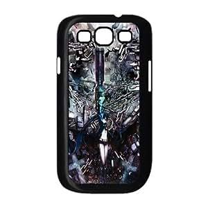 Black Rock Shooter Anime1 Samsung Galaxy S3 9 Cell Phone Case Black yyfabc-351229