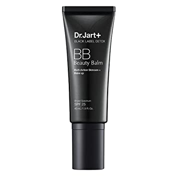 Dr. Jart+ Black Label Detox Bb Beauty Balm for oilyj SKIN