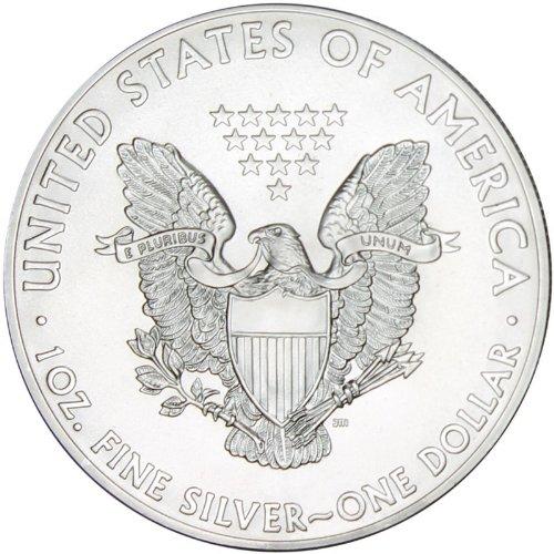 2014 no mint mark 2014 silver american eagle bu dollar us