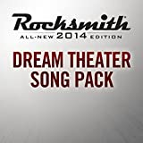 Rocksmith 2014 - Dream Theater Song Pack - PS4 [Digital Code]