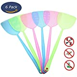 Supoice 6 Pack Fly Swatter Manual Swat Pest Control