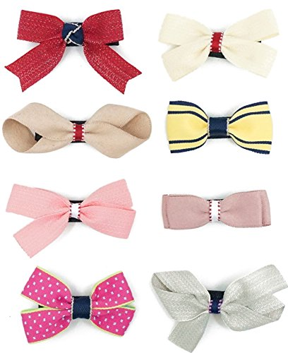 (Belle Beau Baby Girls Hair Clips, Hair Accessories, Infant Hair Clips, Toddler Hair Accessory (Z))